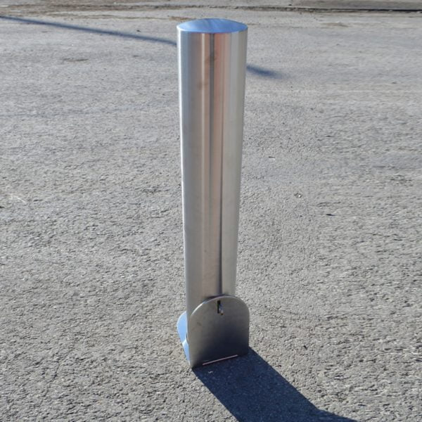 Removable Bollards - Padlockable
