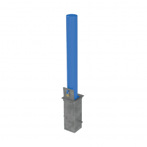 RLO114-Liftout-Bollard-Blue