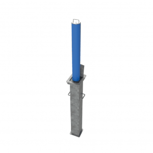 RRB R5 Telescopic Bollard Blue