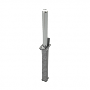 RRB S5 Telescopic Bollard Stainless Steel